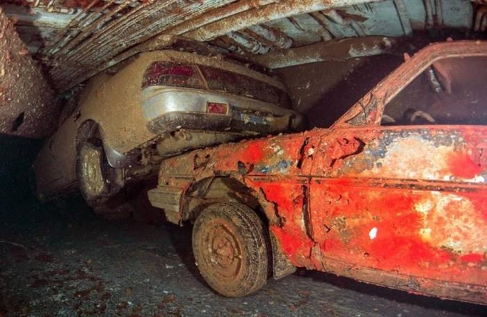 Затонувший теплоход Salem Express спустя 24 года