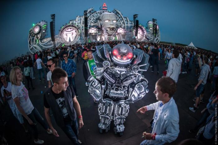 Фестиваль электронной музыки в Нижнем Новгороде