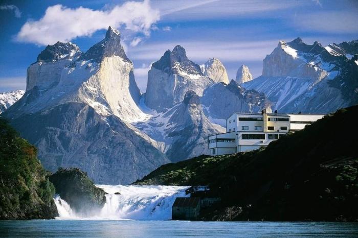 5 самых экзотических отелей в мире