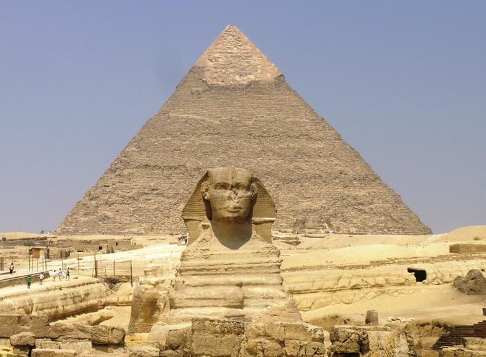 20 фактов о Египте