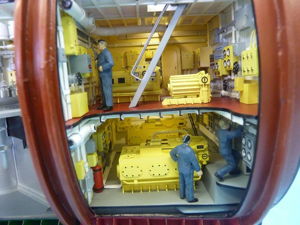 дизельная подводная лодка малютка