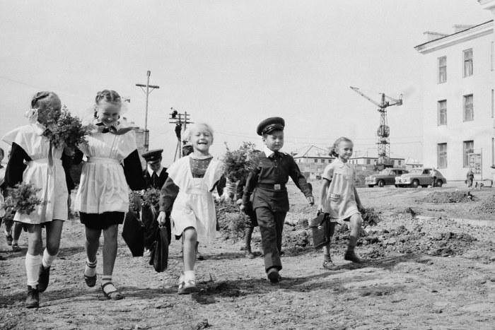 Как жилось в Советском Союзе
