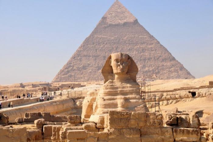 Таинственные факты о египетских пирамидах