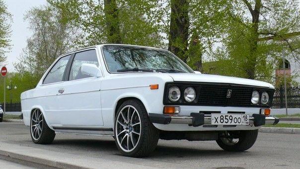 BMW 3-Series в стиле ВАЗ-2106