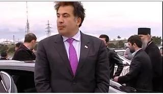 Саакашвили под кайфом