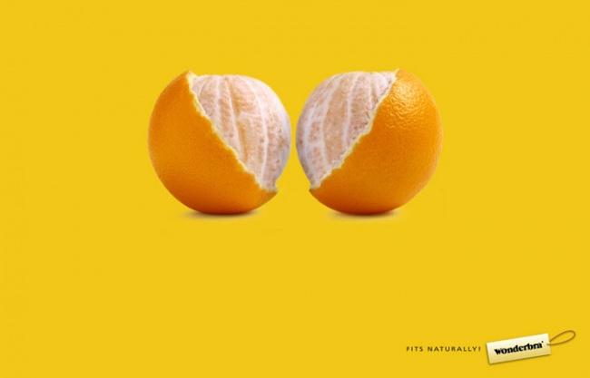 Лучшие примеры минималистичной рекламы