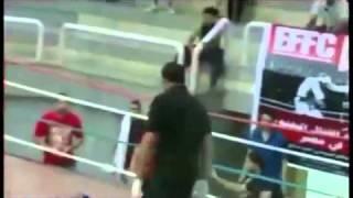 Не выпендривайся на ринге!