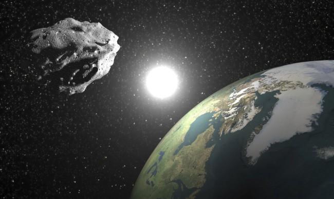 На Хэллоуин мимо Земли пролетит быстрый астероид