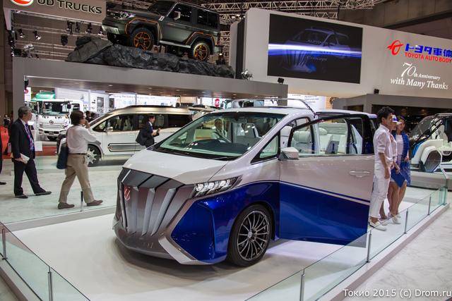 Тюнинг Toyota Auto Body