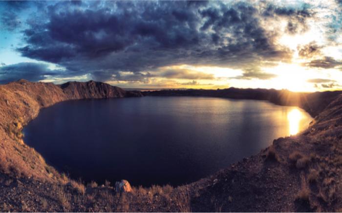 Чаганское озеро