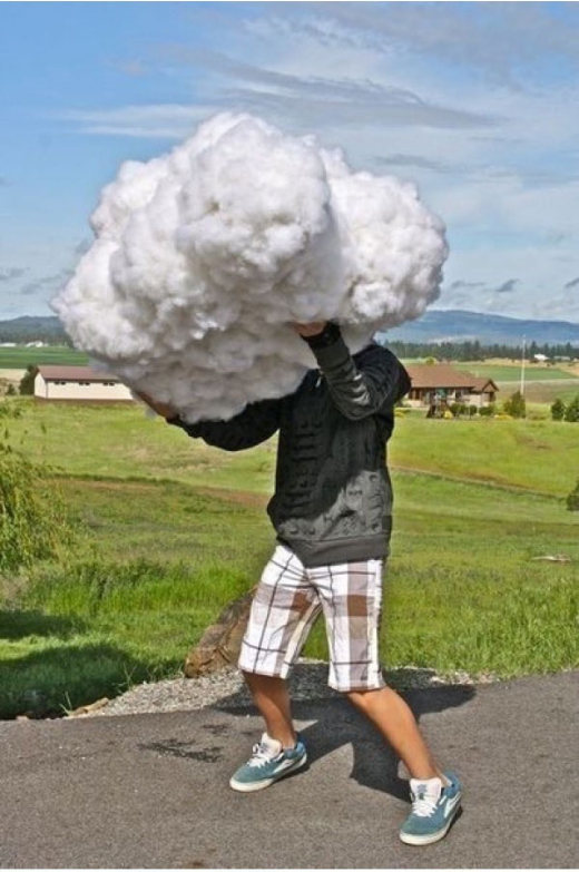 Хмары своими руками