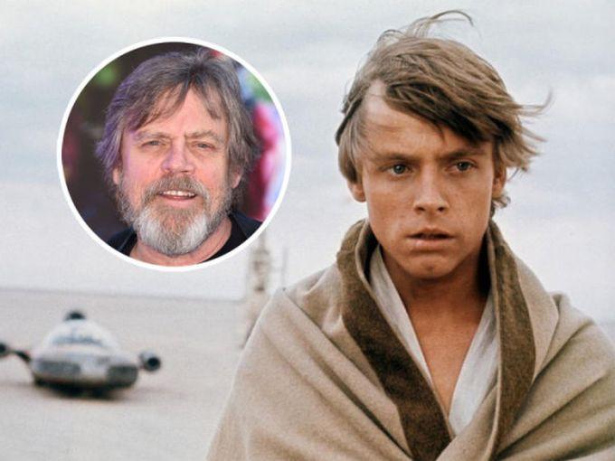 Актеры «Звездных Войн»: тогда и сейчас