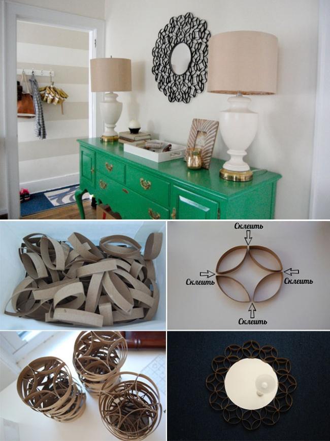 Креативные вещи в дом своими руками