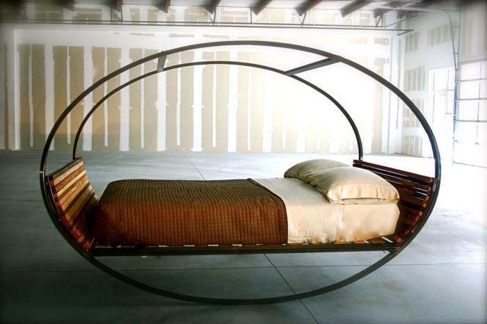 Самые крутые кровати