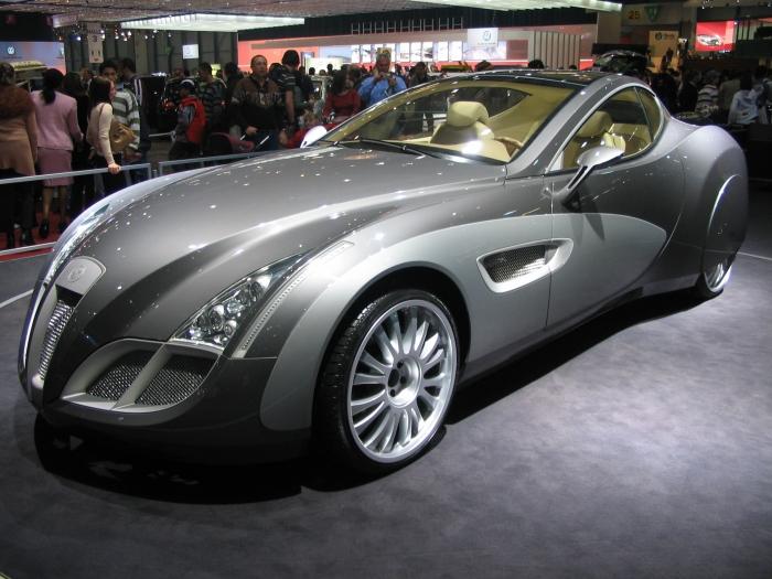 10 самых дорогих автомобилей отечественного производства