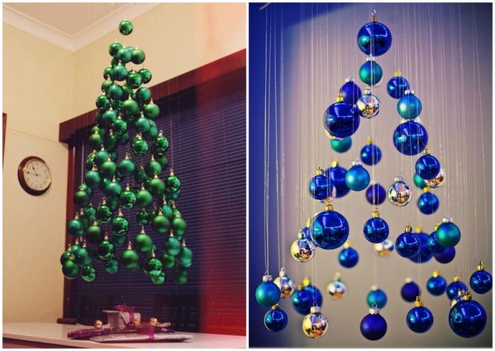 Креативные идеи для новогодней елки
