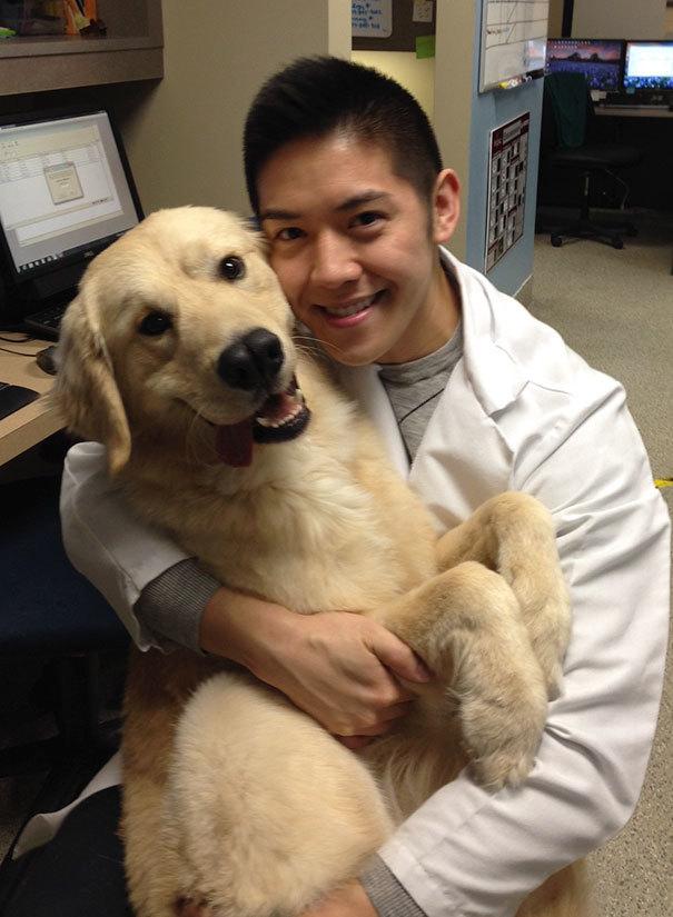 Ветеринар — самая лучшая профессия!