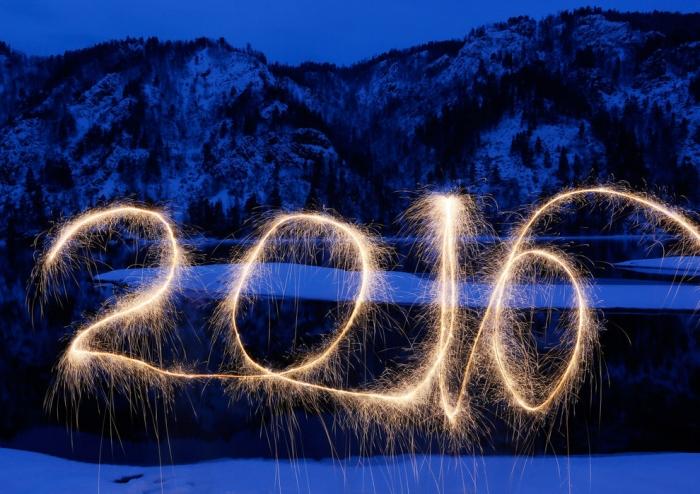 Как встречали Новый 2016 год в разных странах мира