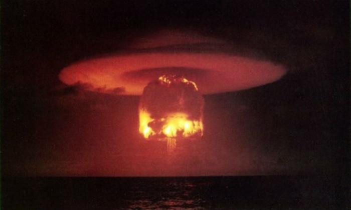 5 самых мощных ядерных взрыва, снятых на камеру