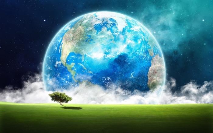 17 фактов о планете Земля