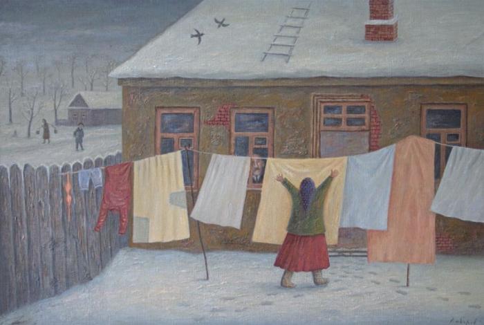 Креатив Владимира Любарова