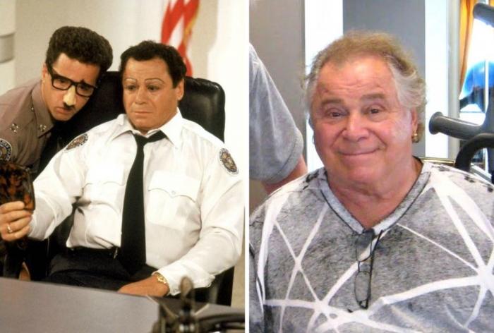 Актеры «Полицейской Академии» 32 года спустя