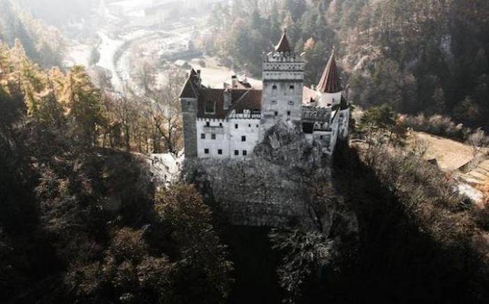 «Замок Дракулы» за 80 миллионов долларов