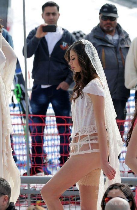 Показ нижнего белья произвел фурор в Ливане