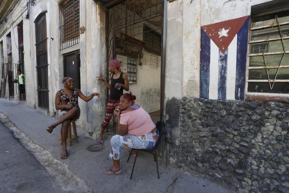 них организованы как живут кубинцы фото большой популярностью пользуются