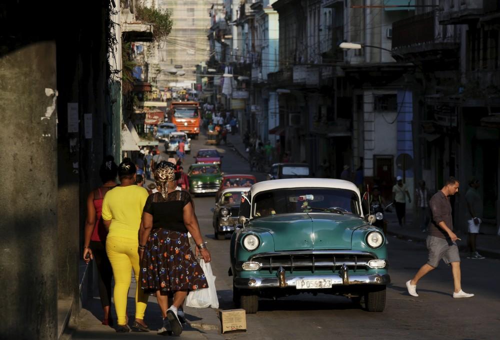 как живут кубинцы фото половинку дуги