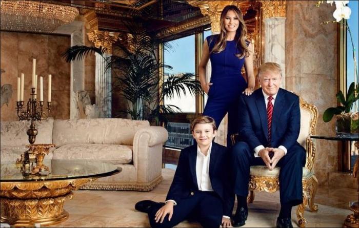 Нью-Йоркский пентхаус Дональда Трампа