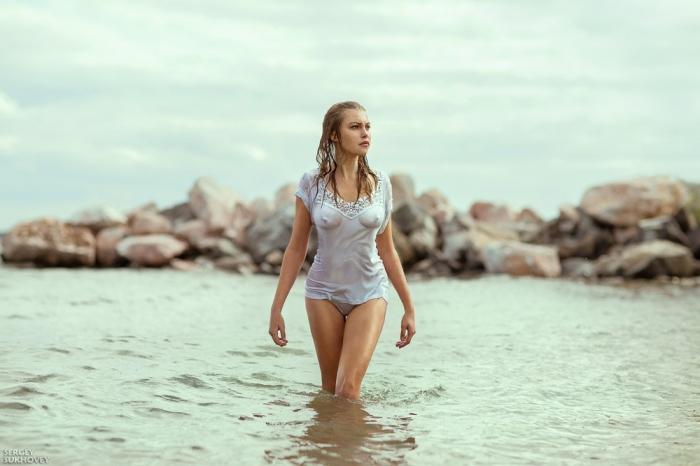 Красивые фотографии с девушками Сергея Суховея