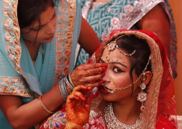 Фото жизни людей в Индии