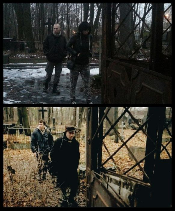 Прогулка по местам съёмок фильма «Брат»