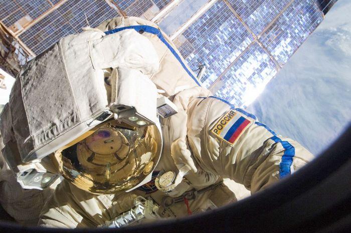 Оружие космонавтов