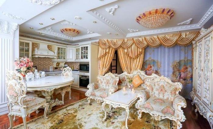 36 квадратных метров королевской роскоши
