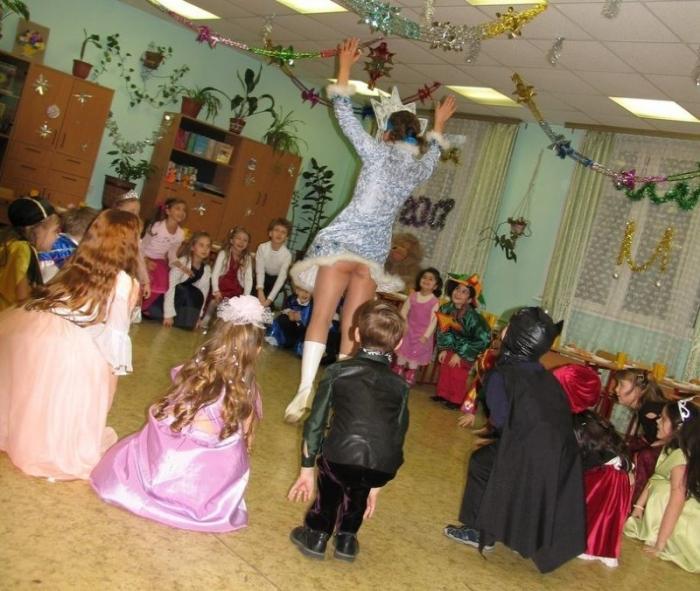 Маразм системы образования начинается с детского сада