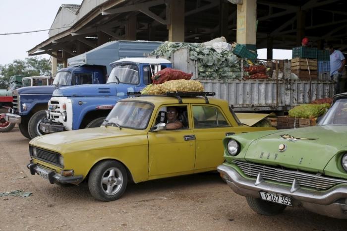 Фото жизни людей на Кубе