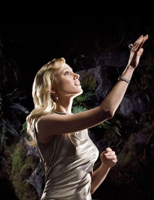 Очаровательная Наоми Уоттс на фотосессии к фильму «Кинг-Конг»
