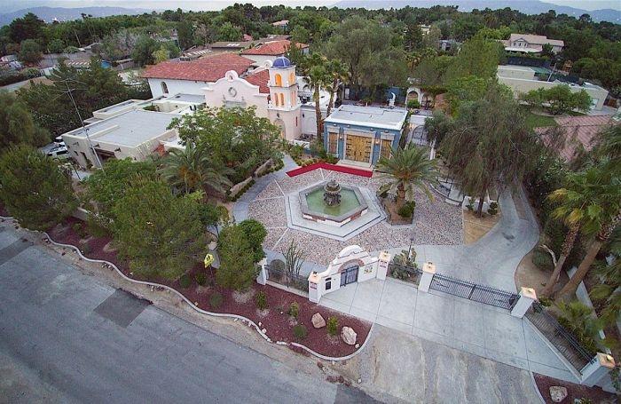 В Лас-Вегасе продается особняк Майкла Джексона