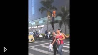 Цирк у светофора