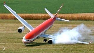 Подборка: Крушения радиоуправляемых самолетов