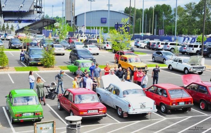 В США состоялся съезд владельцев советских автомобилей