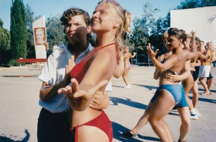 Снимки детского лагеря «Артек», 1994 - 2003