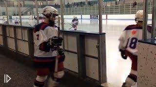 Подборка самых смешных моментов в хоккее