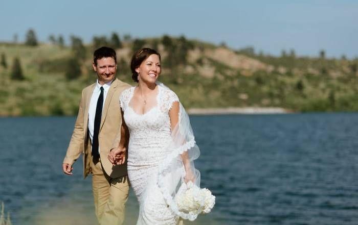 Свадебные фотосессии на природе - не только утомительное, но и опасное заня ...
