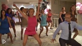 Подборка самых забавных свадебных танцев