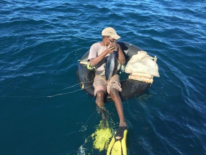 экстремальная рыбалка клип