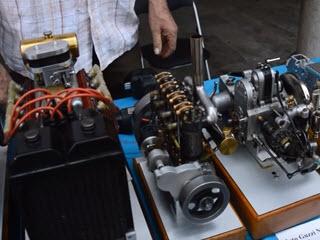 Мини двигатели