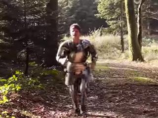 Тренировка рыцаря